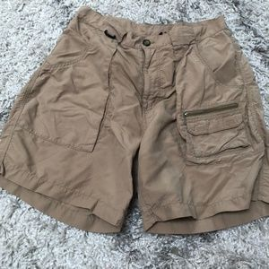 Men's 34 The North Face Cargo Shorts